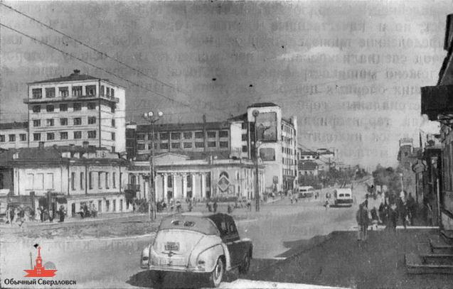 «Отремонтировали 16 развалин и начали закатывать дороги в асфальт» О работе троллейбуса в послевоенном Свердловске в СПЕЦПРОЕКТе «Е-транспорт»