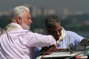 В свой прошлый визит Висенте Лоссерталес осматривал площадку будущего ЭКСПО-парка с акватории Верх-Исетского пруда