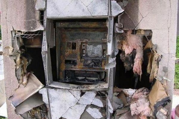 Уфимец подорвал банкомат, чтобы похитить деньги напогашение кредита