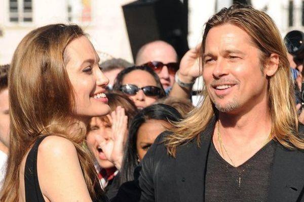 Анджелина Джоли впервые появилась на публике после перенесенной операции