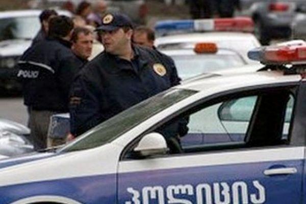В Тбилиси задержаны семеро вооруженных граждан Украины