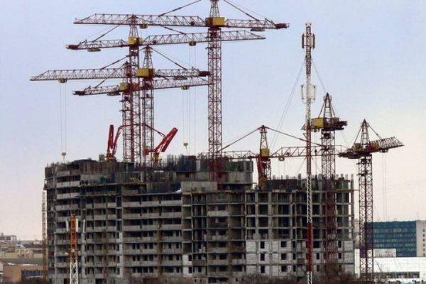 На строительство жилья в Кунцево власти Москвы потратят почти 1,5 миллиарда рублей