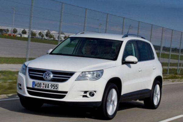 Volkswagen планирует расширить модельный ряд кроссоверов втрое