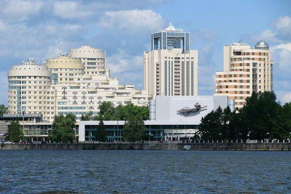 Екатеринбург вошел в число городов-лидеров России по количеству торговых компаний