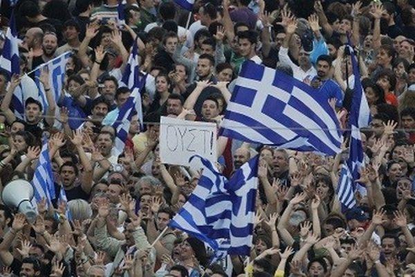 Профсоюзы Греции проводят 24-часовую забастовку