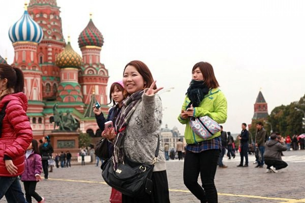Россия заняла девятое место в рейтинге самых посещаемых стран мира