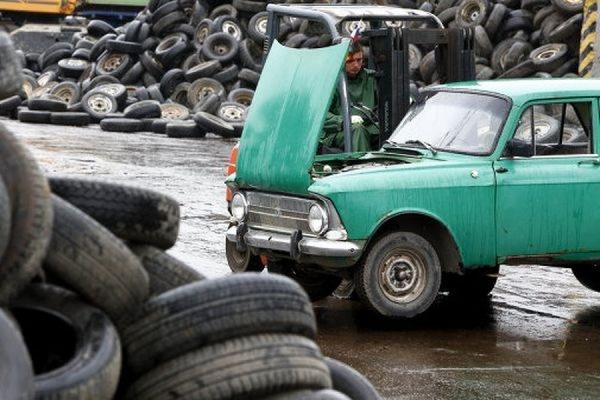 Минпромторг России возобновил программу утилизации автомобилей