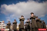 Утром из-за празднования дня рождения маршала Жукова военные перекрыли центр Екатеринбурга