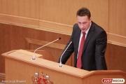 Игорь Холманских выступит в прямом эфире сразу после Путина