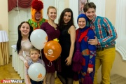 Живые МОТИВЫ детской радости! В Екатеринбургском Доме актера состоялся первый спектакль «Живого театра»