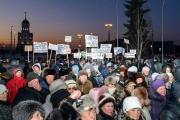 На митинге в Каменске-Уральском сторонники мэра устроили массовую драку. ФОТО