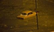 В Чкаловском районе ледяной потоп! Затопило несколько легковых машин