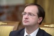 Мединский рассказал, как в Свердловской области его подсадили на Doom