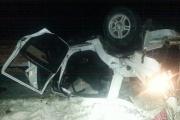 Патриоты-самоубийцы. Разбившийся на Челябинском тракте УАЗ был на летней резине, а пассажиры не были пристегнуты. ФОТО
