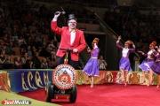 Свердловские депутаты отпразднуют новый год в цирке