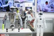 Современные робототехнические площадки открываются сразу в трех свердловских городах