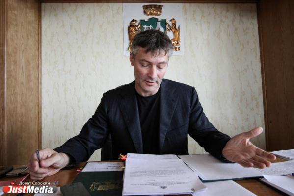 Чертова дюжина. 13 пунктов отделяет Евгения Ройзмана от последнего места в народном рейтинге мэров