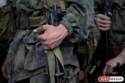 В Екатеринбурге прошло первое в истории города массовое крещение военнослужащих
