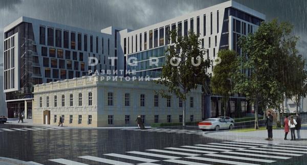 В Екатеринбурге откроется первый международный апарт-отель компании Accor, знакомой уральцам брендом Novotel