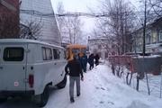 Пожар на шахте в Кушве потушен. Спасательные работы продолжаются. ФОТО