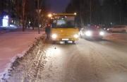 В Екатеринбурге пассажирка автобуса в ДТП получила травму головы и перелом ребер