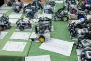 Школьники приступили к разработке проектов в области робототехники