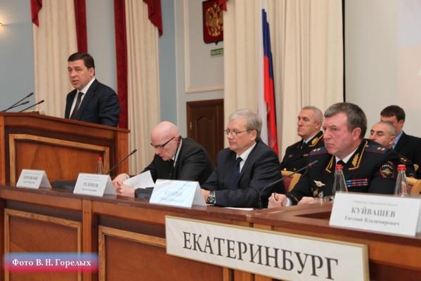 Сергей Охлопков призвал полицейских активнее освещать свою деятельность в СМИ