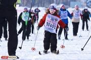 В Екатеринбурге завершено строительство трассы, на которой пройдет «Лыжня России»