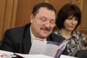 ЕГД отправила депутата Шадрина в Луганск: «Он считает, что его опыт может пригодиться»