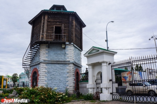 Музей истории Екатеринбурга через суд добился снижения арендной платы за использование водонапорной башни