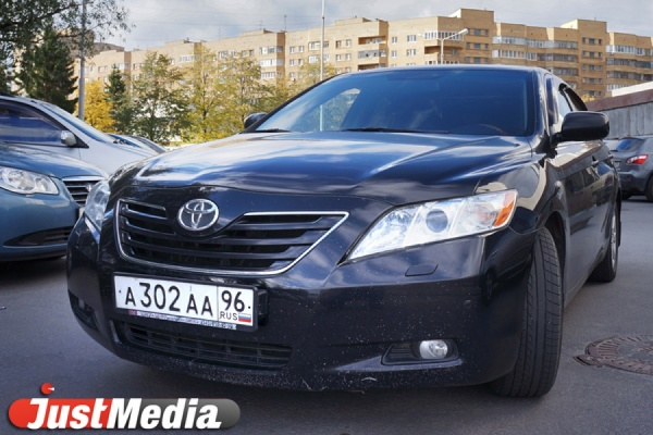 Автохозяйство областного правительства устроило распродажу старого автопарка