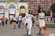 Екатеринбуржцы не думают о кризисе и санкциях, для них важнее Крым и Сочи