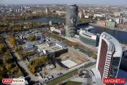 Вот это да! В Екатеринбурге пройдет чемпионат мира по прыжкам с высоток. Спортсмены присматриваются к башне Исеть