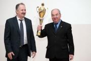 Банк «Кольцо Урала» стал серебряным призером межбанковской спартакиады