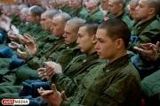 Свердловские военнослужащие начнут получать леденцы вместо сигарет