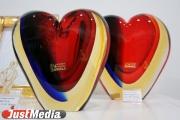 В Екатеринбурге установят двухметровое пульсирующее сердце