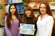 Школьницы из Первоуральска разработали прибор для очищения воды в домашних условиях