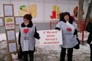 Уральские бабушки устроили бунт у дверей «Магнита»