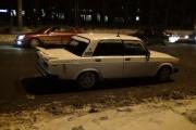 В Екатеринбурге водитель семерки сбил мальчика