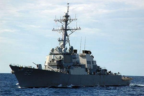 В Балтийском море столкнулись два польских военных корабля