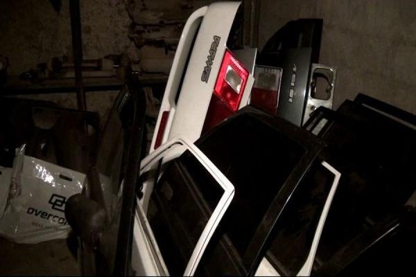 В Екатеринбурге задержали банду автоугонщиков — поклонников отечественного автопрома