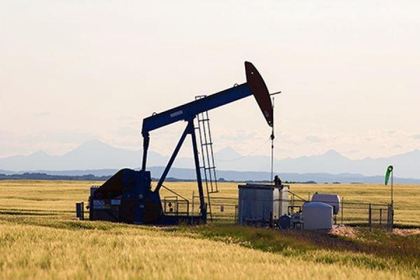Цена барреля нефти Brent опустилась ниже 59 долларов