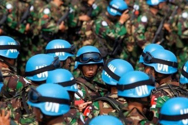 ООН пока не обсуждает вопрос отправки миротворцев на восток Украину