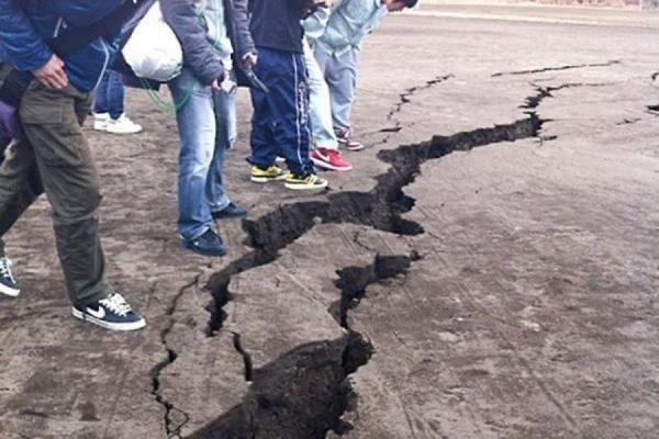 У северо-восточного побережья Японии произошло землетрясение магнитудой 6,3 балла