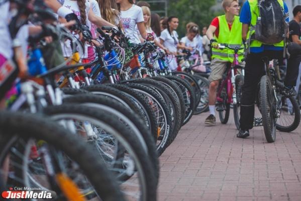 Активисты Екатеринбурга разрабатывают Веломастерплан и собирают деньги на строительство велодорожек и велопарковок
