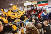 В Екатеринбурге презентовали американских роботов