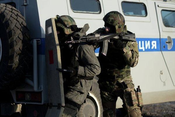 В Дагестане блокирована группа боевиков