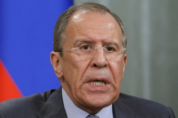 Лавров считает, что Киев выдвинул нереальные условия для отвода вооружений