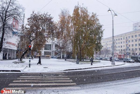 Весна не отступает. В выходные и на следующей неделе в Екатеринбурге сохранится «плюс»