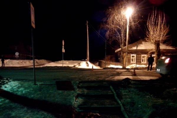 В Серове «Лада Калина» сбила на пешеходном переходе маму с дочкой. Виноваты автоледи и местная мэрия